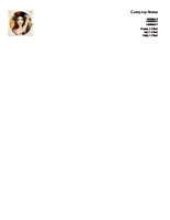 Fashion04 Letterhead